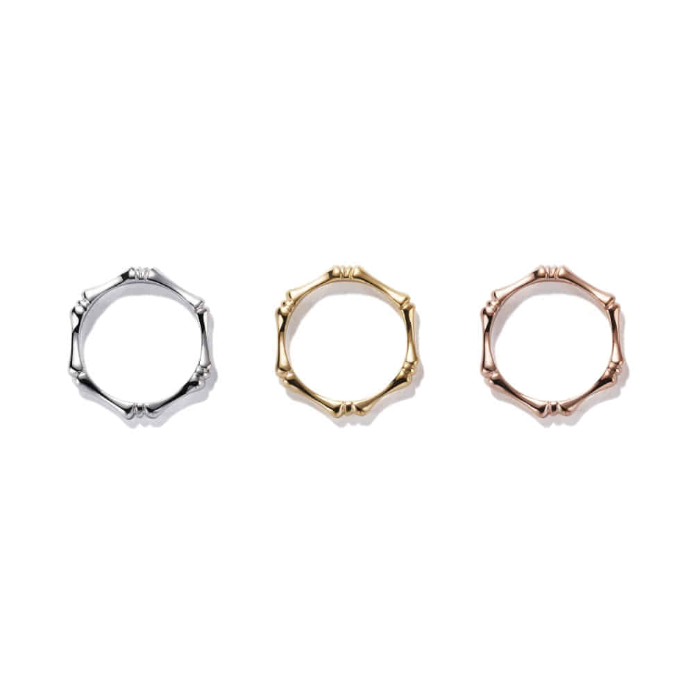Thin Bamboo Ring